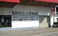 Brico-Lienne - Lierneux - Station essence