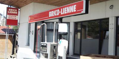 Brico Lienne SPRL - Station essence