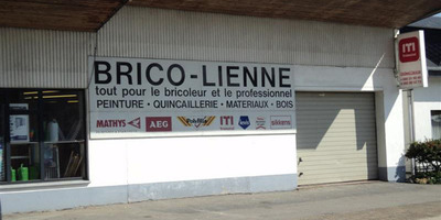 Brico Lienne SPRL - Station essence